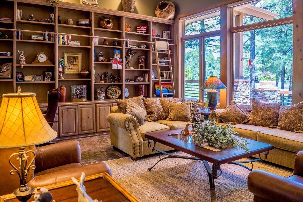 5 Easy Living Room Design Tips For Kids and Teenagers